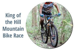 King of the Hill Mountain Bike Race