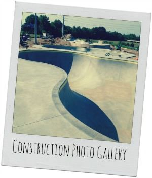 Sk8 Charleston Construction Photo Gallery