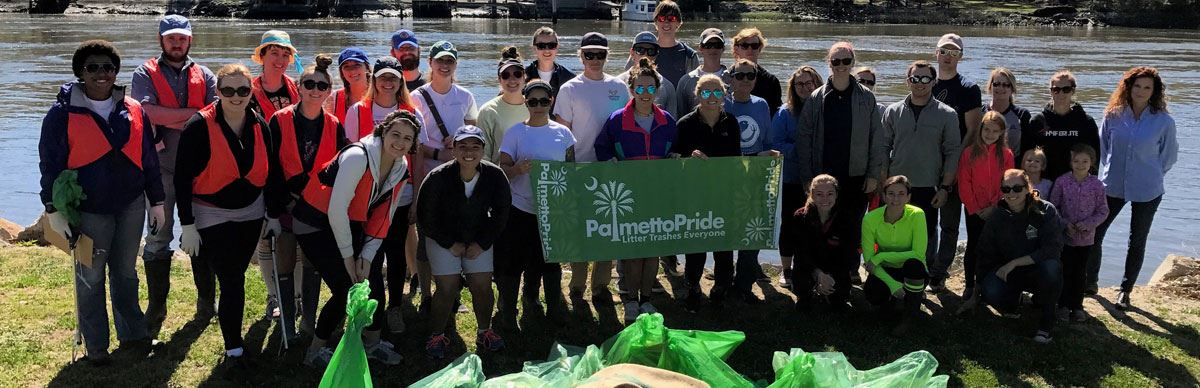 Wappoo-Clean-Up---CofC-Waterkeeper-Club