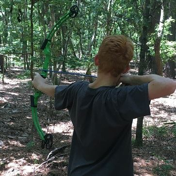 Youth archer 3D course - Copy