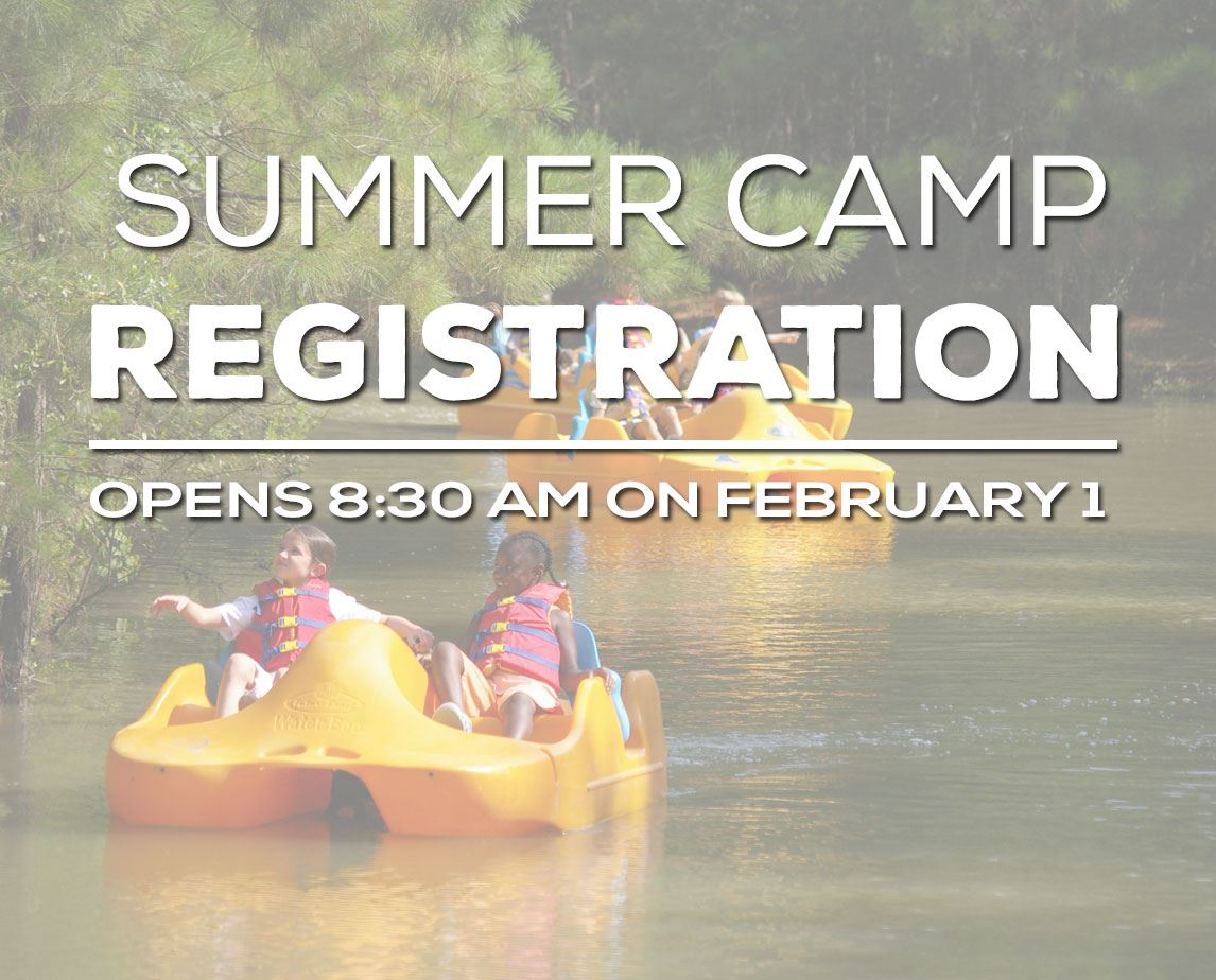 SUMMER CAMP REGISTRATION OPENS FEBRUARY 1 Online and by phone at 8:30 a.m.