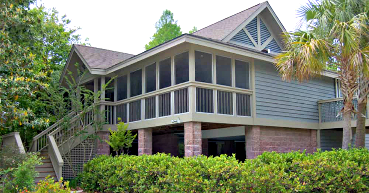 Conference Center at James Island County Park