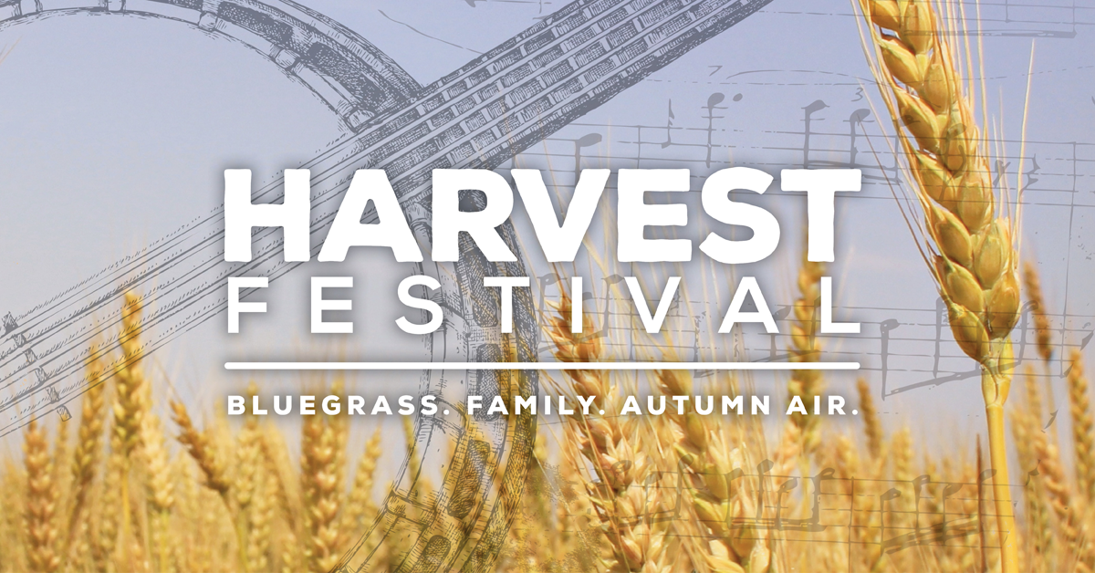 Harvest Festival - Bluegrass, Family, Autumn Air