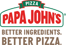 Logo for Papa John's Pizza