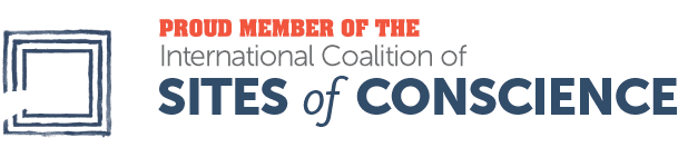 Logo for the International Coalition of Sites of Conscience