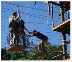 Challenge Course Group Help