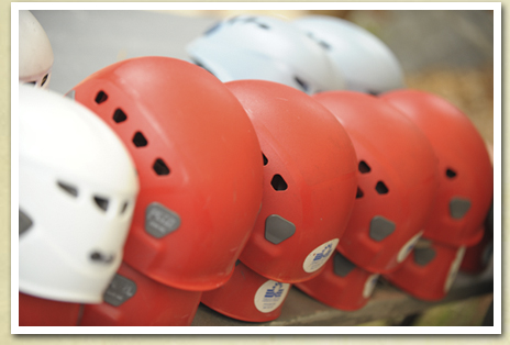 Climbing Wall Safety Helmets