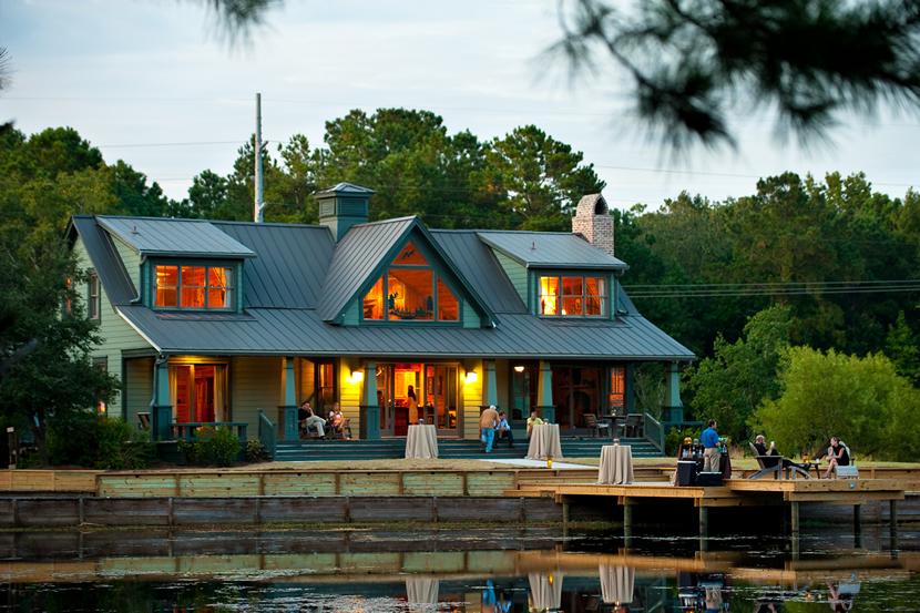 The Lake House At Bulow Charleston County Parks And
