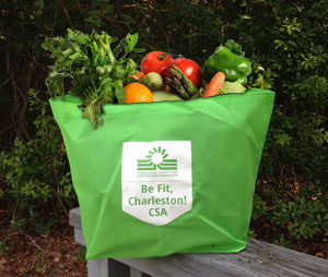 Be Fit CSA Bag Of Veggies