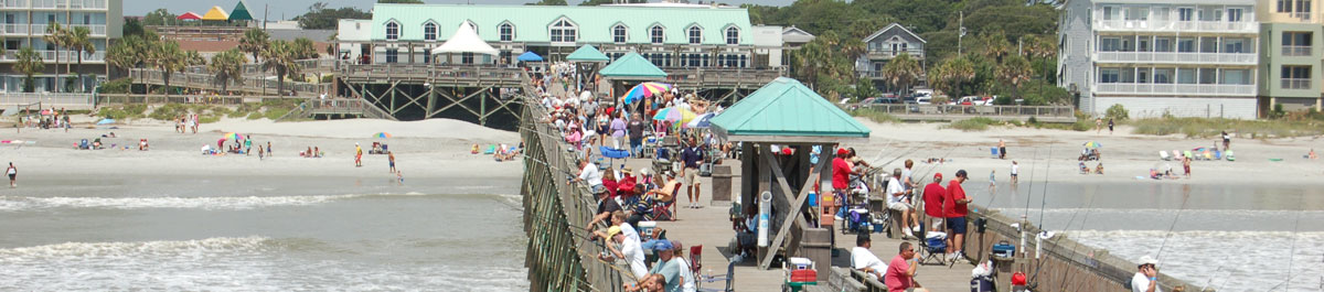 Fishing Tournaments at the Folly Beach Pier
