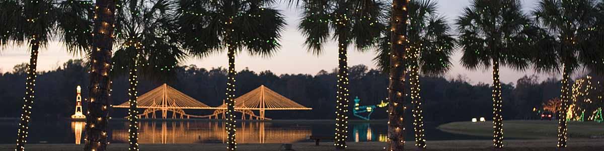 Palms Bridge Holiday Festival of Lights