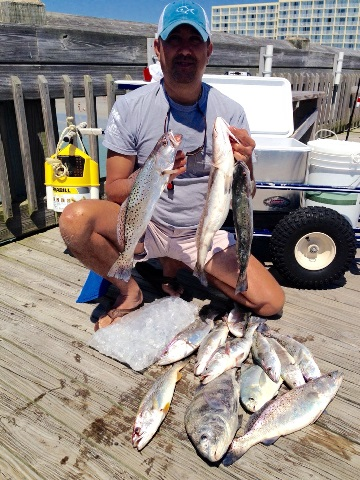 Charleston county parks and recreation for Pompano beach fishing report