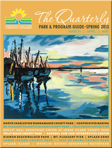 Image of the cover of the Spring 2013 Quarterly