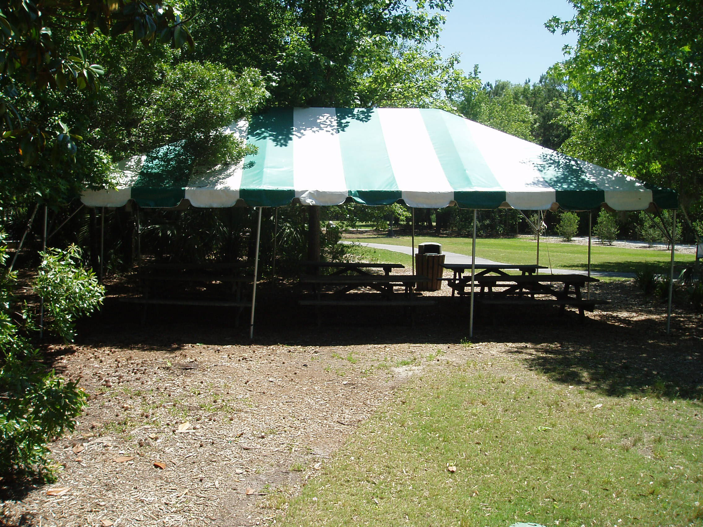 Image of the Funyard Tent